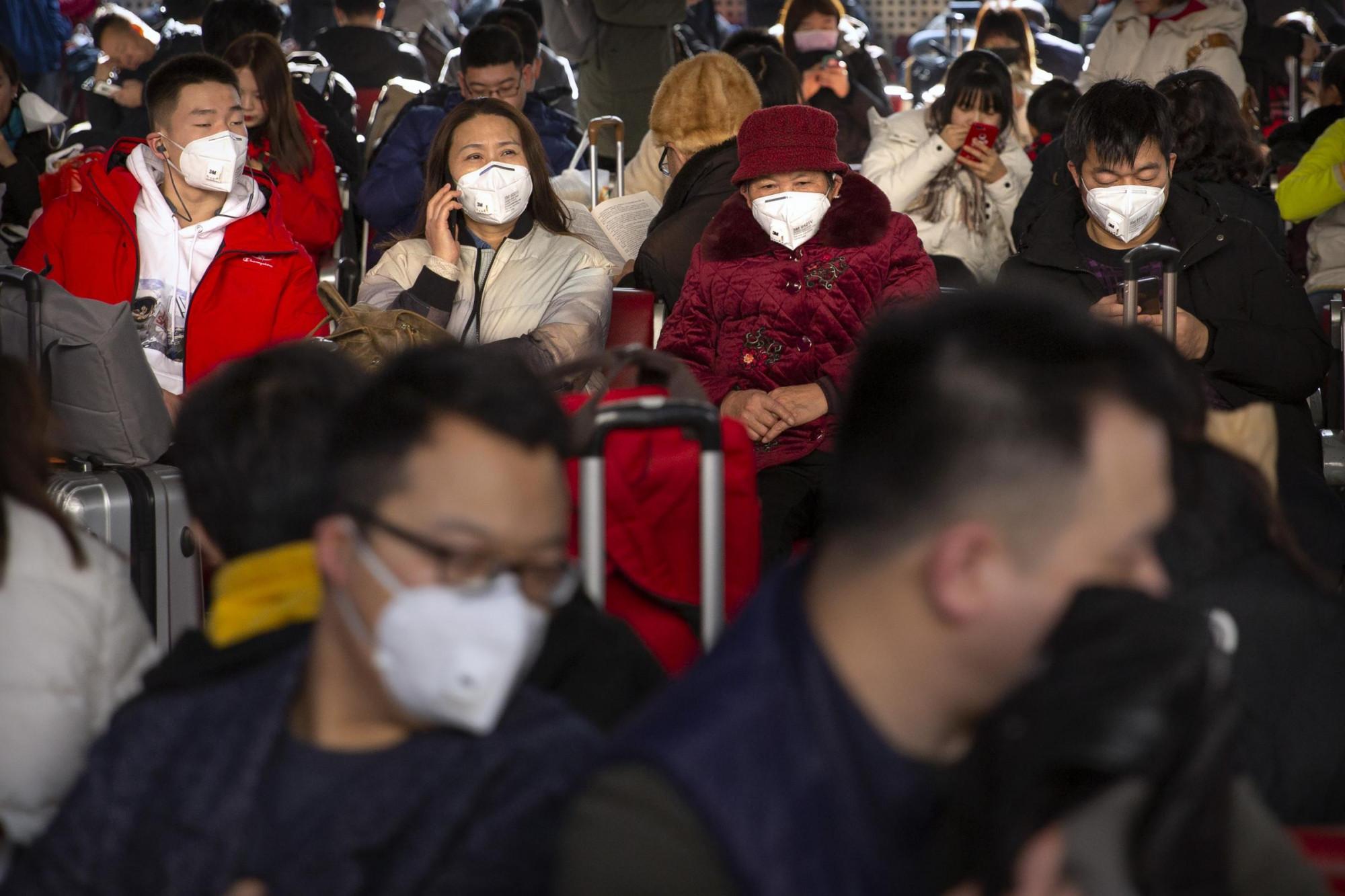 Hàng triệu người di chuyển vào dịp Tết Nguyên đán tại Trung Quốc có thể là điều kiện khiến bệnh lây lan nhanh.