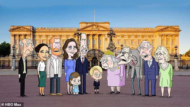 Hình ảnh đầu tiên về phim hoạt hình The prince