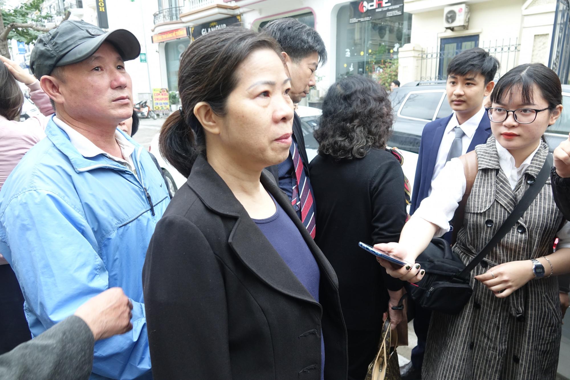 Bà Nguyễn Bích Quy