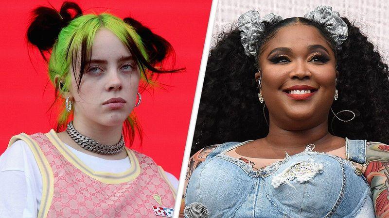 Billie Eilish và Lizzo cạnh tranh trực tiếp ở 4 hạng mục quan trọng nhất tại Grammy 2020.