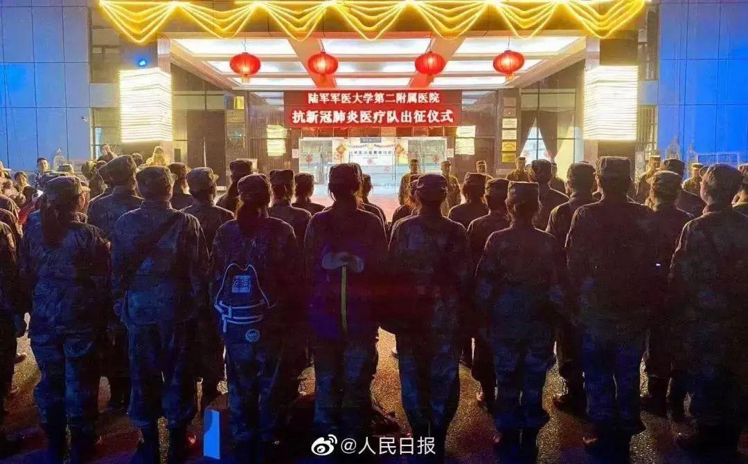Những bác sĩ tình nguyện trước giờ lên đường đến Vũ Hán