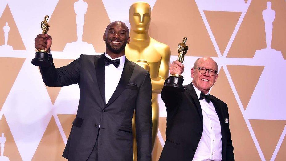 Kobe Bryant và đạo diễn Glen