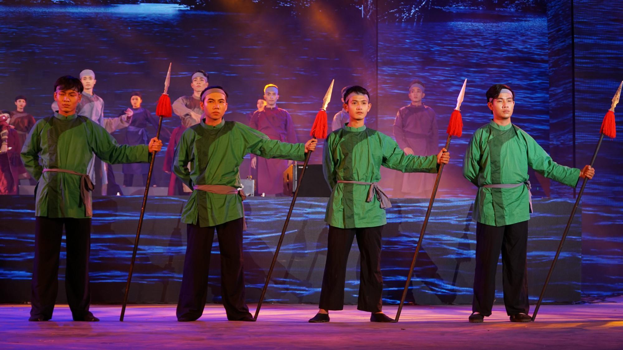 Lực lượng nghĩa quân của Nguyễn Huệ