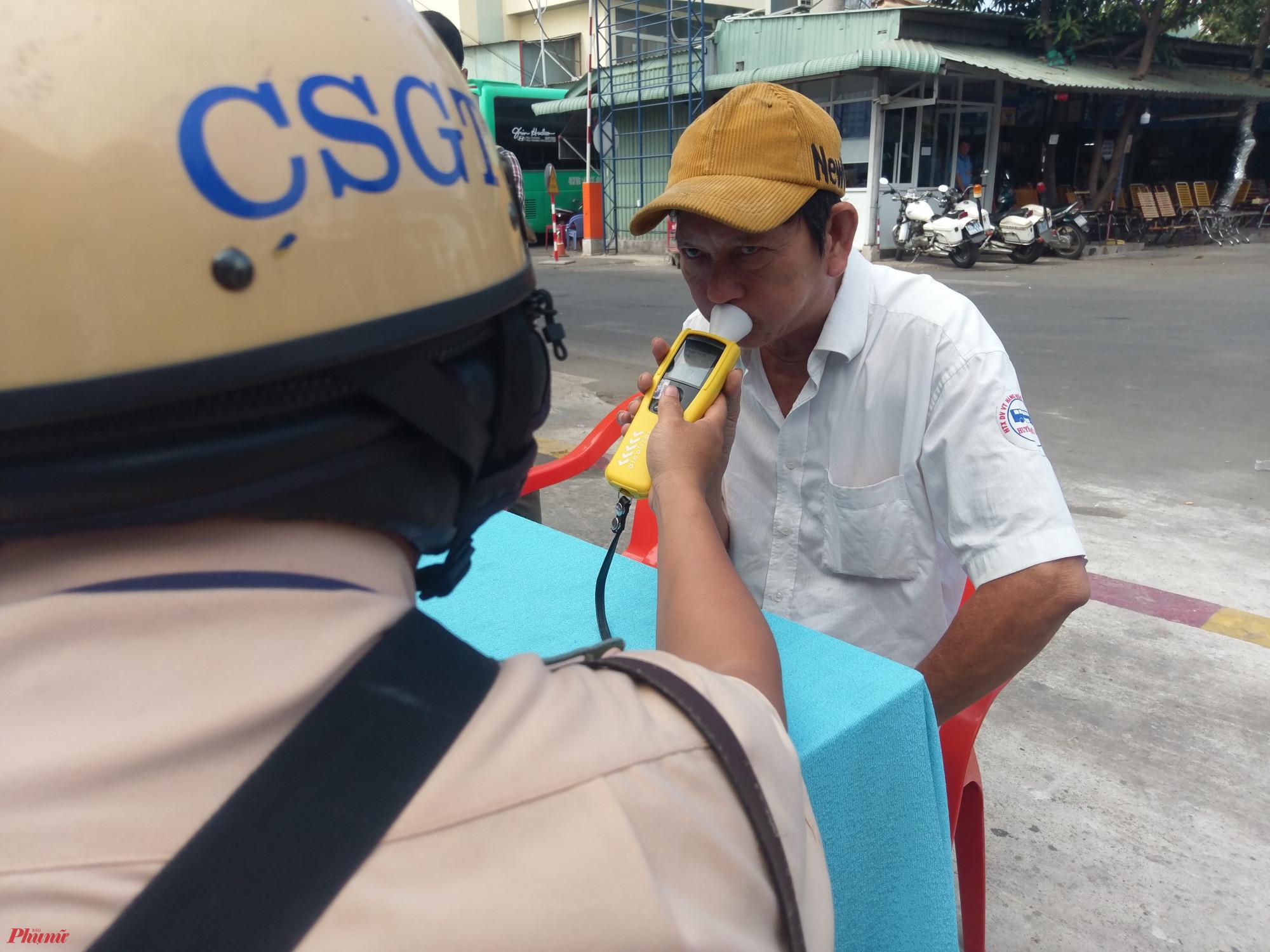 7 ngày Tết, Cảnh sát giao thông đã lập biên bản 785 trường hợp vi phạm.