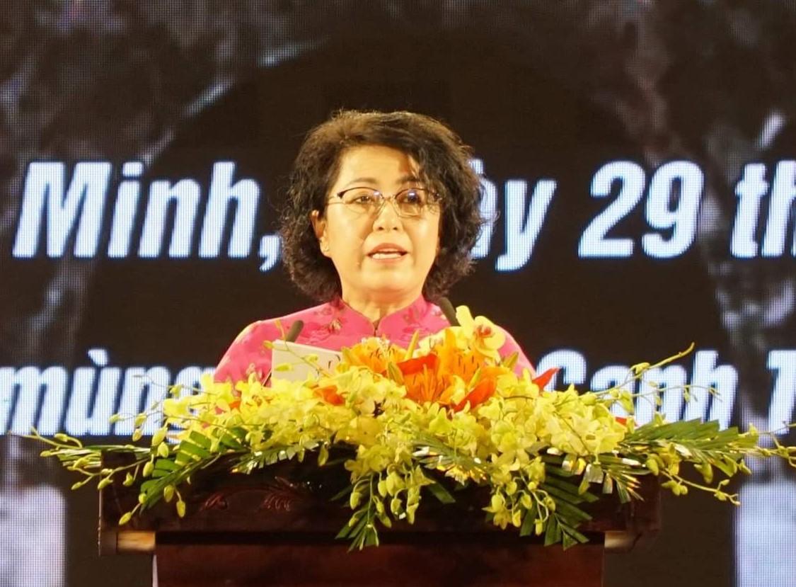 Bà Tô Thị Bích Châu khẳng định, chiến thắng Ngọc Hồi - Đống Đa là chiến thắng vĩ đại trong lịch sử chống ngoại xâm của nước ta