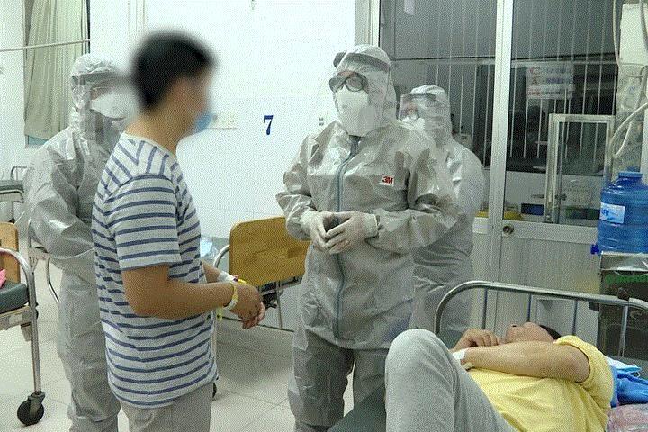 45 đội phản ứng nhanh sẽ thực hiện theo điều lệnh điều động của Bộ Y tế  và Ban chỉ đạo quốc gia phòng, chống bệnh dịch nCoV
