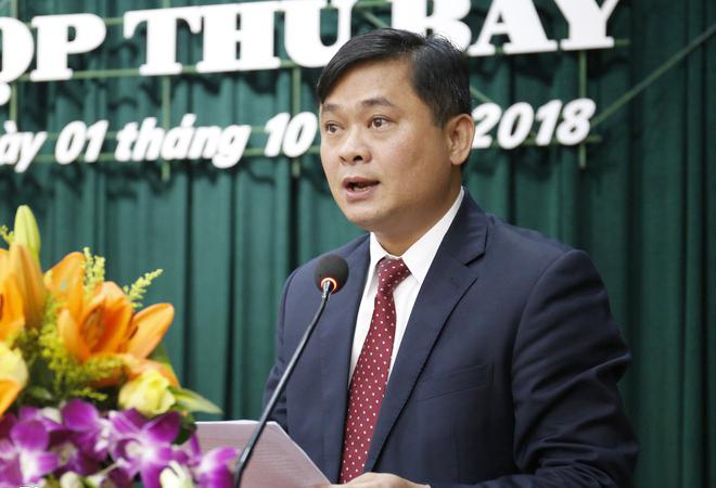 Tân Bí thư Tỉnh ủy Nghệ An Thái Thanh Quý