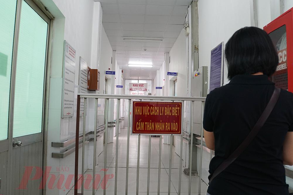 Bệnh viện Chợ Rẫy và cách bệnh viện khác trên cả nước đang làm rất tốt công tác phòng, chống dịch.