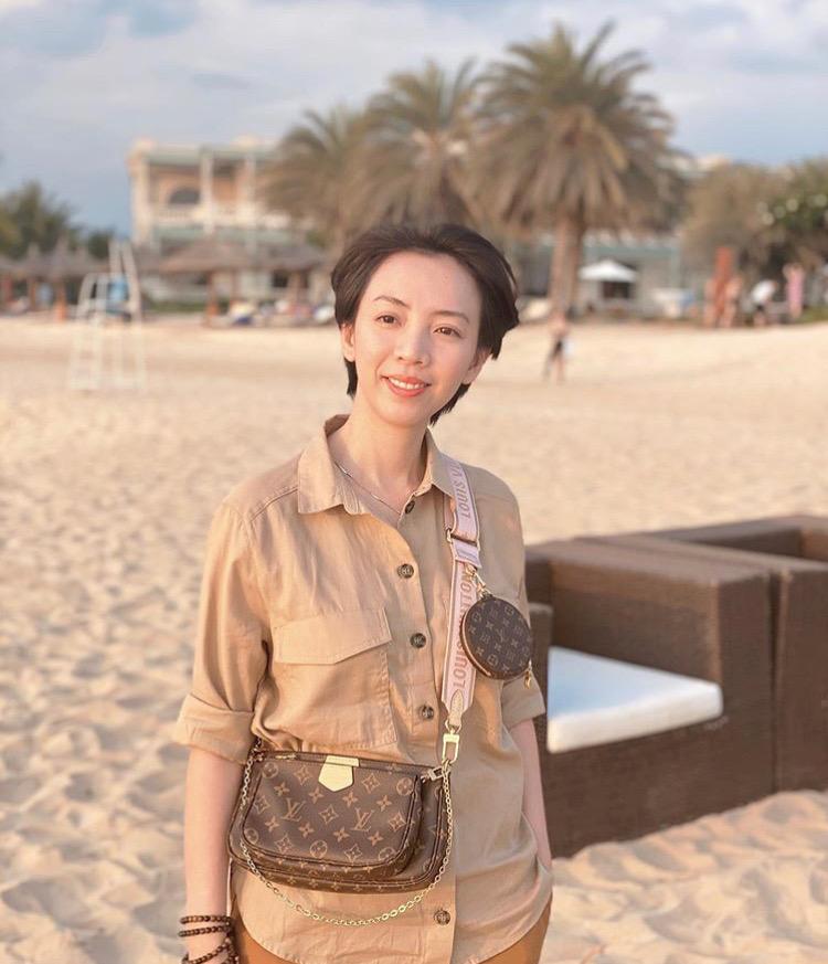 Danh hài Thu Trang