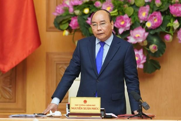 Thủ tướng Nguyễn Xuân Phúc - Ảnh: TTXVN
