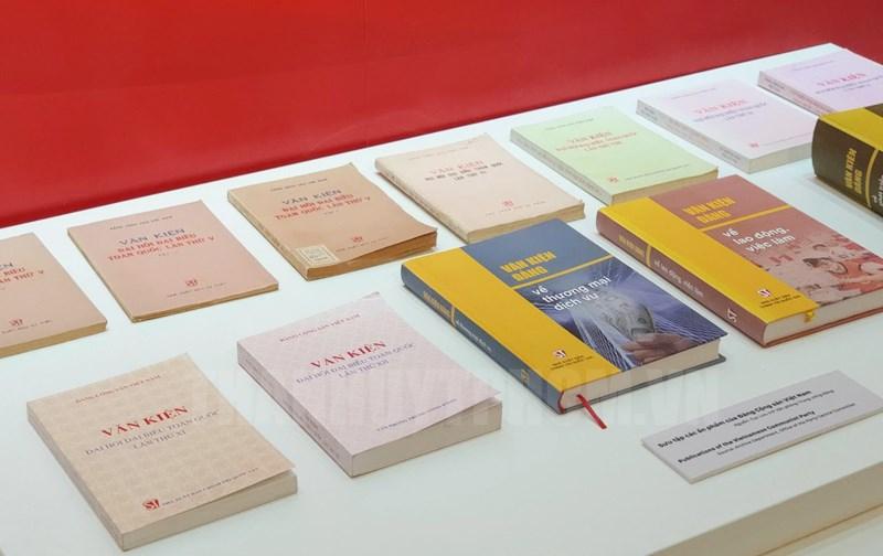 10.000 cuốn sách sẽ được trưng bày trong triển lãm kỷ niệm 90 năm thành lập Đảng Cộng sản Việt Nam