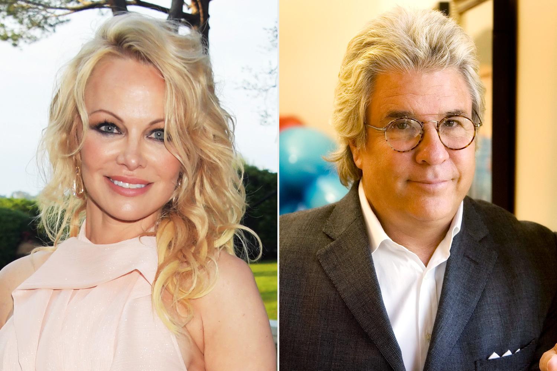 Vừa kết hôn 12 ngày, Pamela Anderson và Jon Peters đã ly hôn