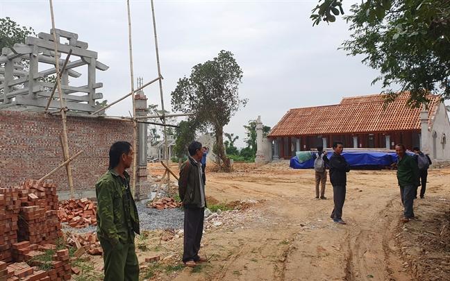 Hiện vẫn chưa có quyết định về việc tháo dỡ hay dữ lại phần chùa Linh Sâm xây trái phép