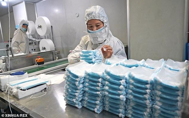 Các nhà máy sản xuất vẫn chưa thể hoạt động đúng công suất.