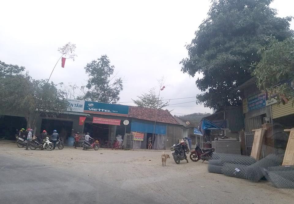 Một góc xã Chiêu Lưu