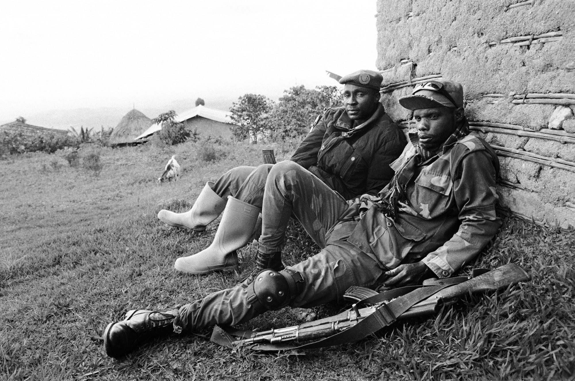 Lực lượng bảo vệ trong một cuộc xung đột ở