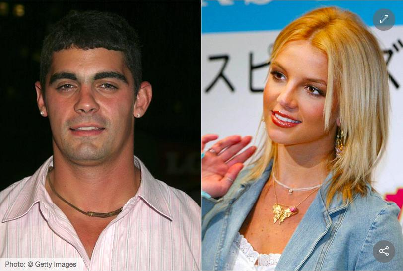 Britney Spears và người bạn thân từ thuở nhỏ