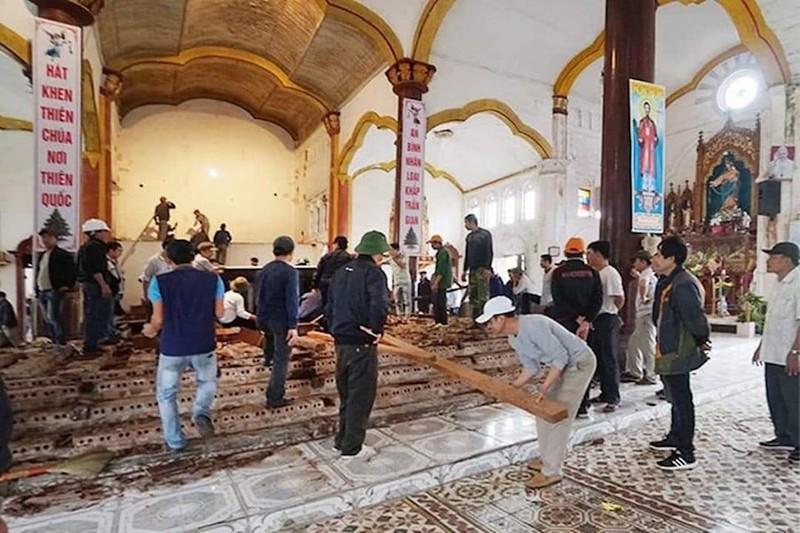 Nhà thờ Bùi Chu không phải là di tích lịch sử nên việc trùng tu, xây dựng thuộc quyền của giáo xứ, giáo phận Bùi Chu sau khi hoàn thành thủ tục hành chính