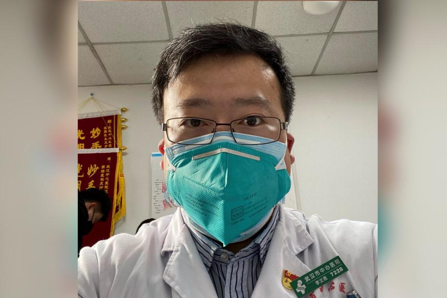 Bác sĩ Li Wenliang