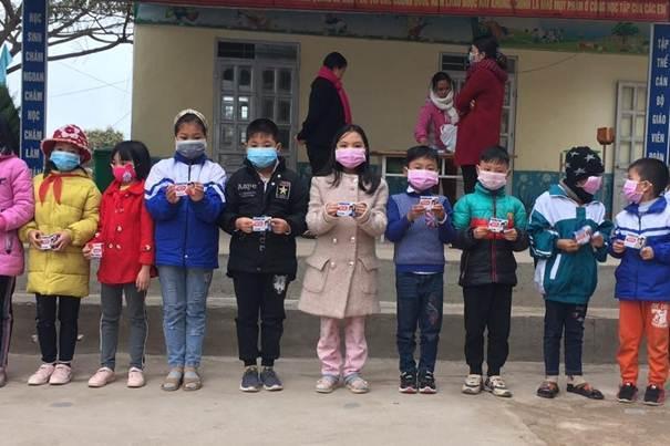 Điện Biên là địa phương thứ 61 cho học sinh nghỉ học phòng dịch nCoV. Ảnh: Phòng GD-ĐT huyện Nậm Pồ
