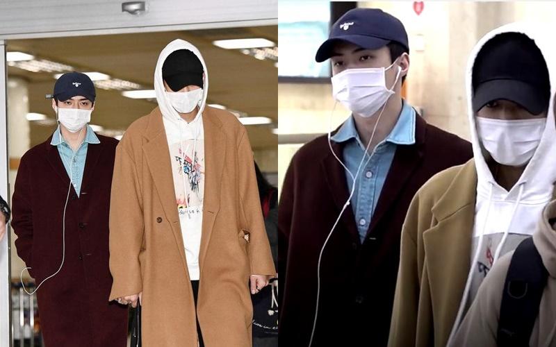 Sehun và Chanyeol của EXO