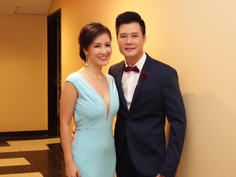 Hồng Nhung và Quang Dũng sẽ cùng góp mặt trong đêm nhạc có ca sĩ Khánh Ly