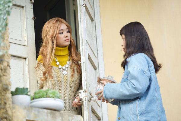 Hình ảnh trong phim Bí mật của gió của đạo diễn Nguyễn Phan Quang Bình