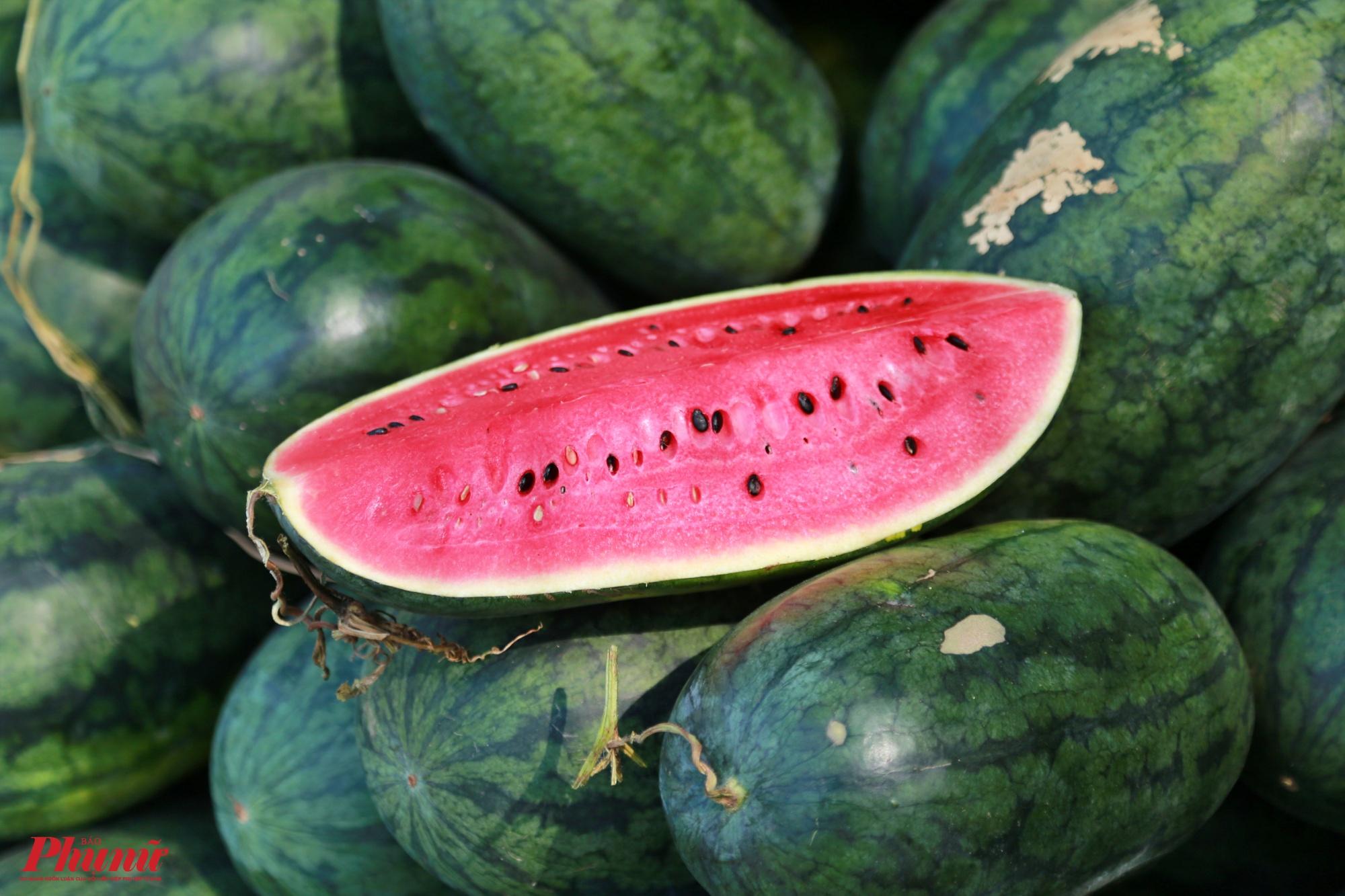 Hàng trăm tấn dưa hấu của nông dân trồng ở tỉnh Gia Lai chủ yếu xuất khẩu qua Trung Quốc nay bị ùn ứ do cửa khẩu đóng vì virus corona