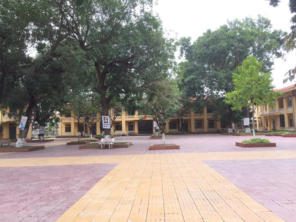 Trường THPT Võ Thị Sáu nơi nữ sinh N.T.T.D học