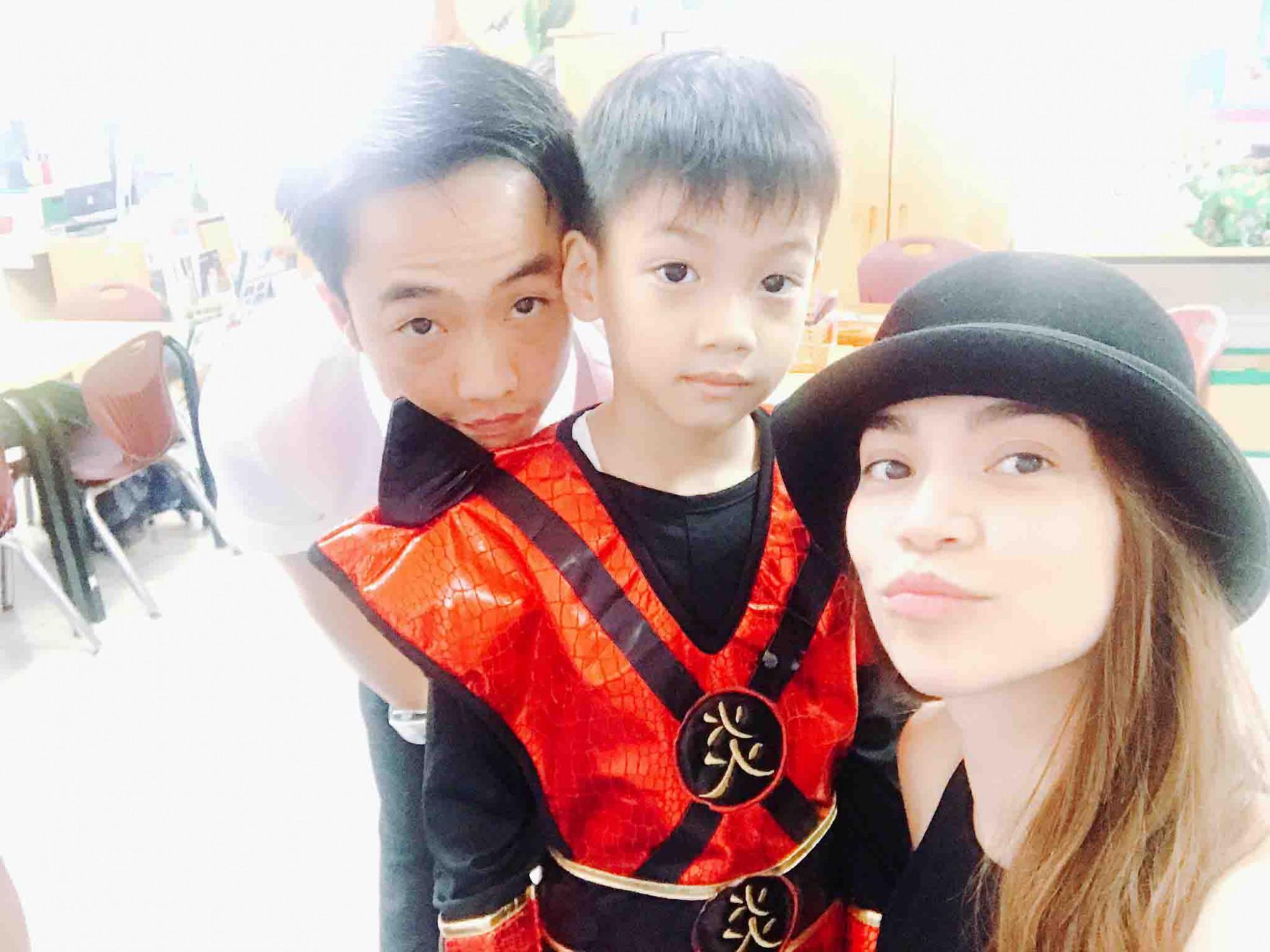 Ca sĩ Hồ Ngọc Hà và doanh nhân Cường Đô-la vẫn hoan hỉ trong mỗi lần gặp mặt.