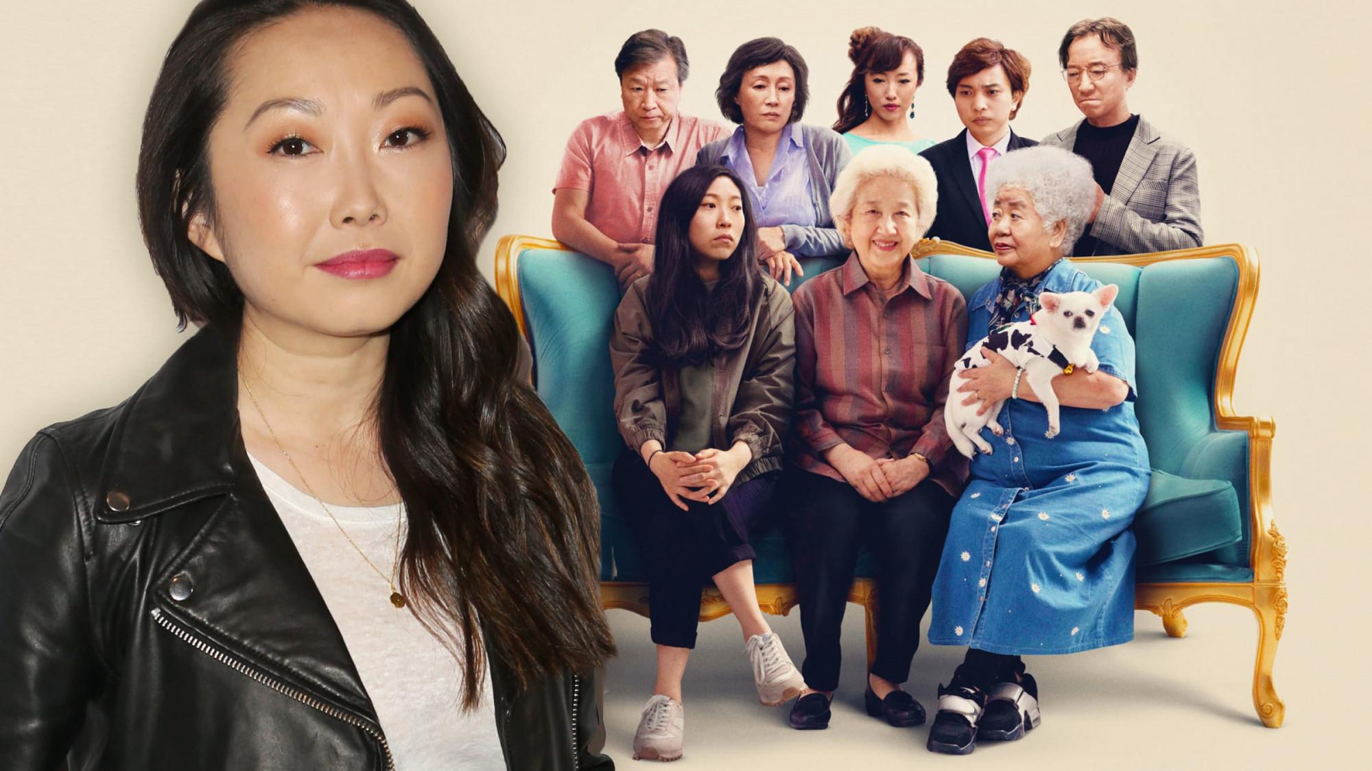 Nữ đạo diễn Lulu Wang và hình ảnh trong The Farewell.