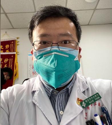 Bác sĩ Li Wenliang - người đầu tiên phát hiện và cảnh báo về sự nguy hiểm của virus corona đã qua đời vì virus này