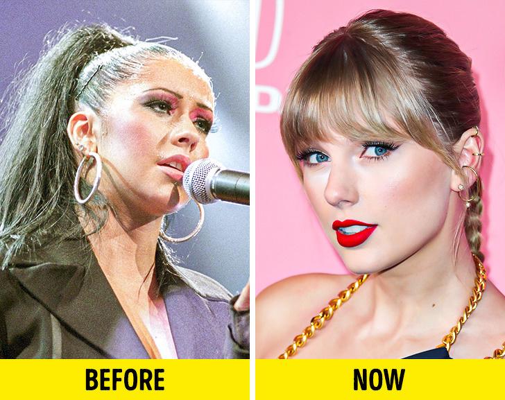 Hoa tai hoop có đường kính khác nhau có thể được tìm thấy trong tủ quần áo của những cô gái sành điệu vào những năm 2000, nhưng sau đó xu hướng này đã bị lãng quên. Nếu bạn có một vài trong số này và bạn đã sử dụng chúng trong 10 năm, thì đã đến lúc bạn nên tìm lại chúng, giống như Meghan Fox, Taylor Swift, Khloé Kardashian và Rihanna đã làm.