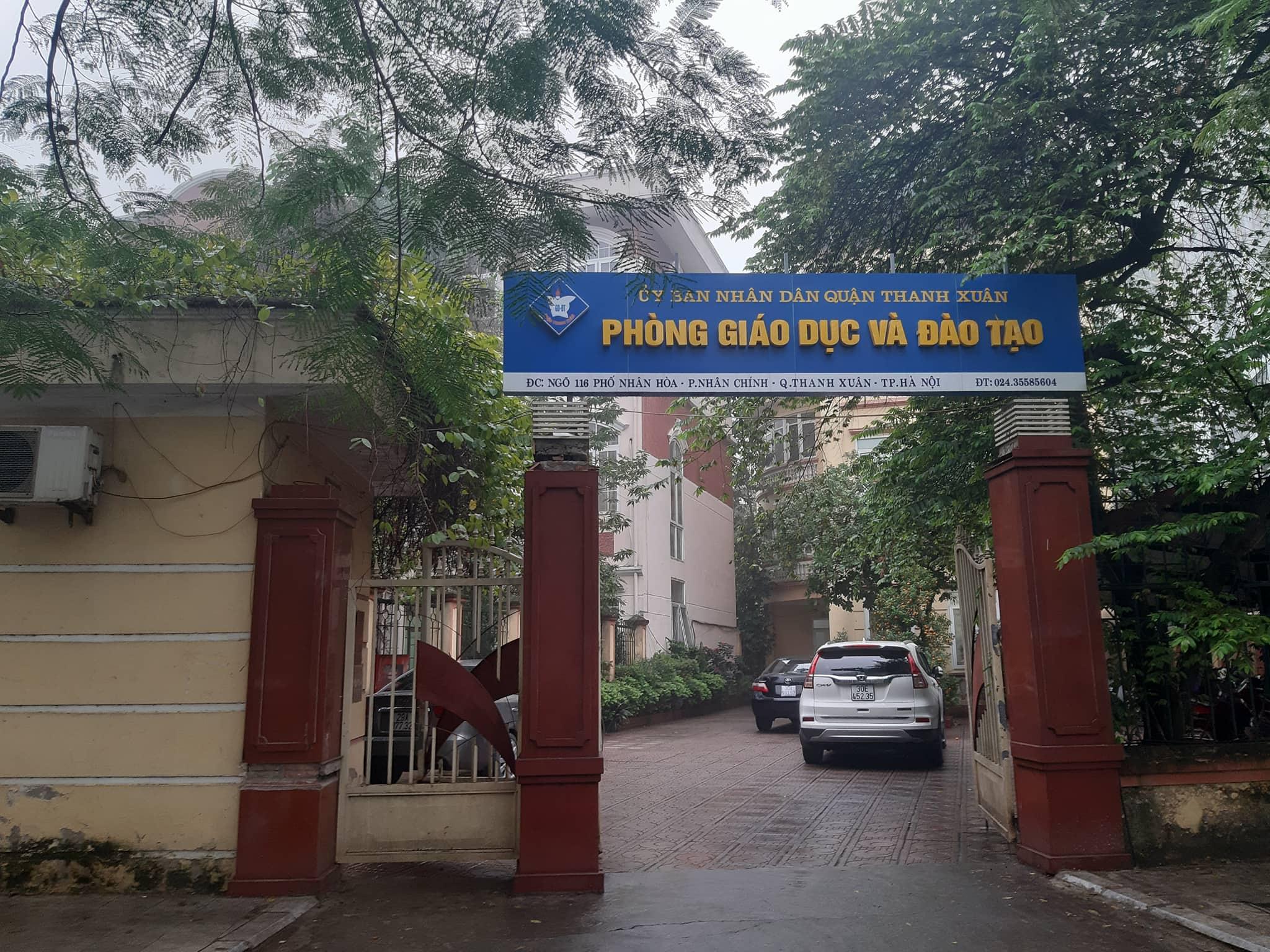 Phòng GD-ĐT quận Thanh Xuân ra đề thi khó khiến 3.000 học sinh phải thi lại