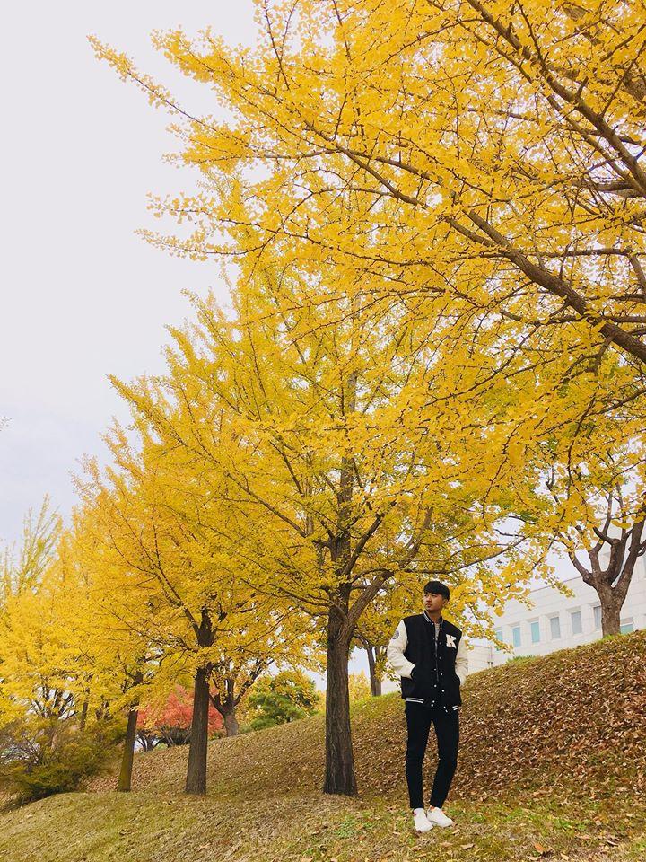 Nguyễn Thanh Trường được xem là hotboy thuộc thế hệ 9X. Chàng trai này từng đoạt giải nam vương thanh lịch của trường Đại học HIU