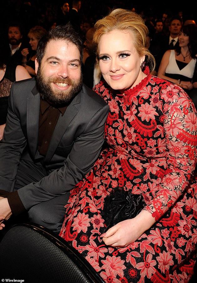 Hình ảnh Adele tràn đầy sức sồng trước đây.