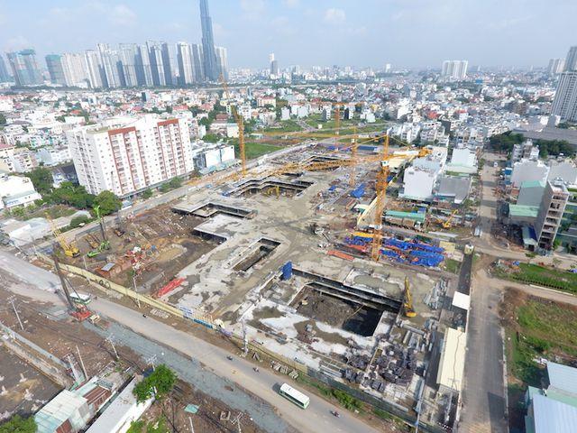 Dự án Laimain City vẫn đang bị đình chỉ xây dựng