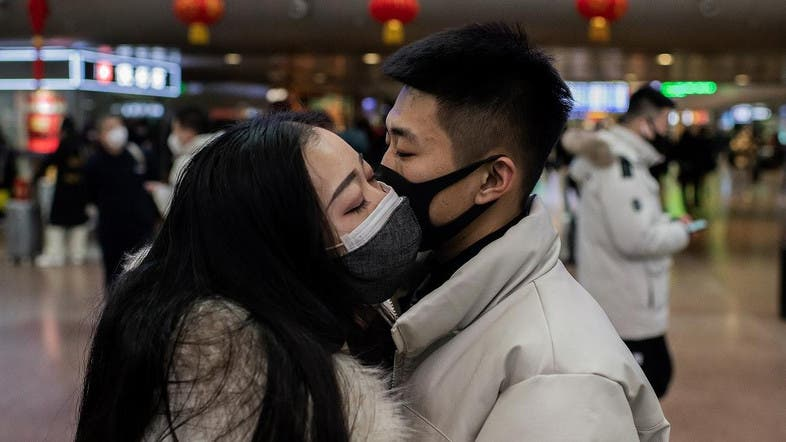Nhưng bệnh dịch đâu ngăn cách được tình yêu