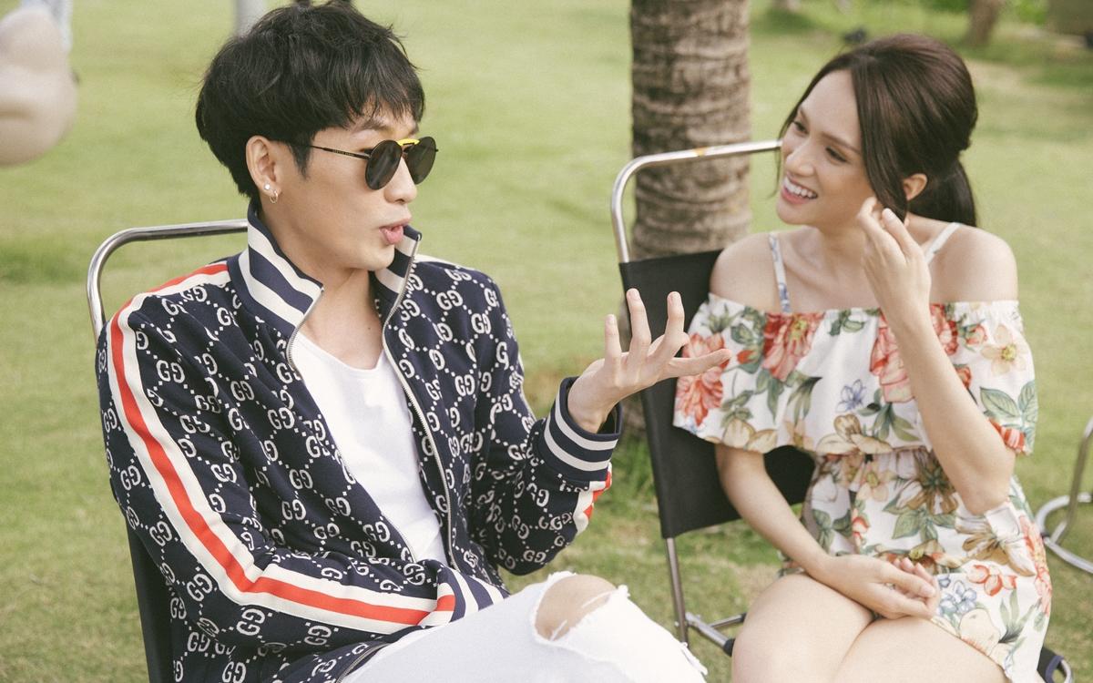 Hương Giang và Tuấn Trần đại diện cho tình yêu đẹp nhưng gặp nhiều trắc trở vì