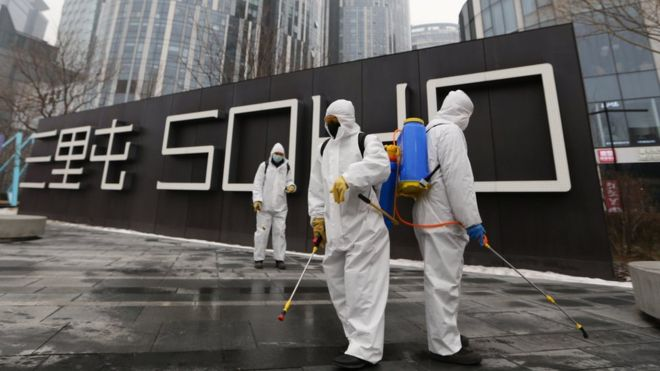 Hơn 66.000 người ở Trung Quốc đã bị nhiễm coronavirus - Ảnh: Reuters
