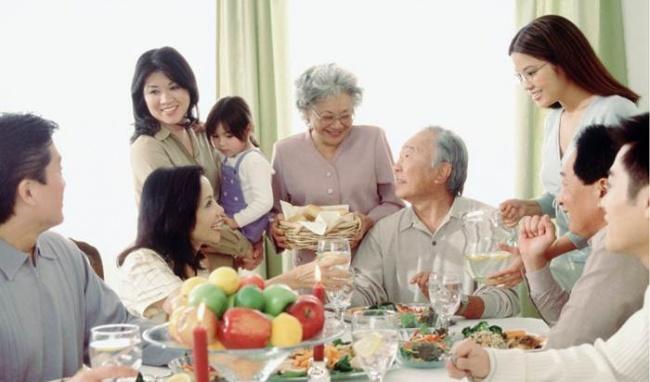Do con nghỉ học tránh dịch bệnh, gia đình tôi đã có kỳ nghỉ tết dài ở nhà ngoại. Ảnh minh hoạ