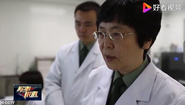 Bà Chen Wei (ảnh) đã đến Vũ Hán từ cuối tháng 1/2020 để đảm nhận vai trò quan trọng trong cuộc chiến chống Covid-19.