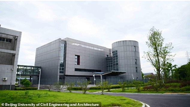 Viện Virus học Vũ Hán (ảnh) đã trở thành trung tâm của các thuyết âm mưu sau khi dịch coronavirus bắt đầu.