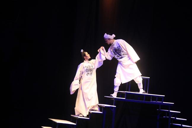 Yêu là thoát tội - vở diễn mở cánh cửa mới cho Nhà hát Thế Giới Trẻ sau gần mười năm thành lập