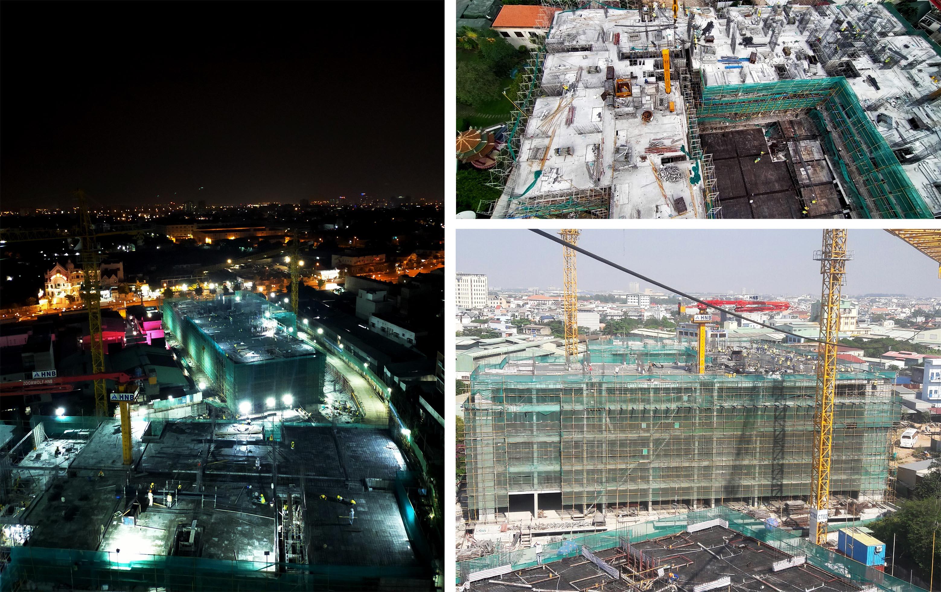 """Dự án Opal Boulevard do Tập đoàn Đất Xanh phát triển đang xây dựng nhanh chóng là điểm sáng BĐS """"sạch"""" ngay trục đại lộ Phạm Văn Đồng, được nhiều người quan tâm mua để đầu tư hoặc an cư"""