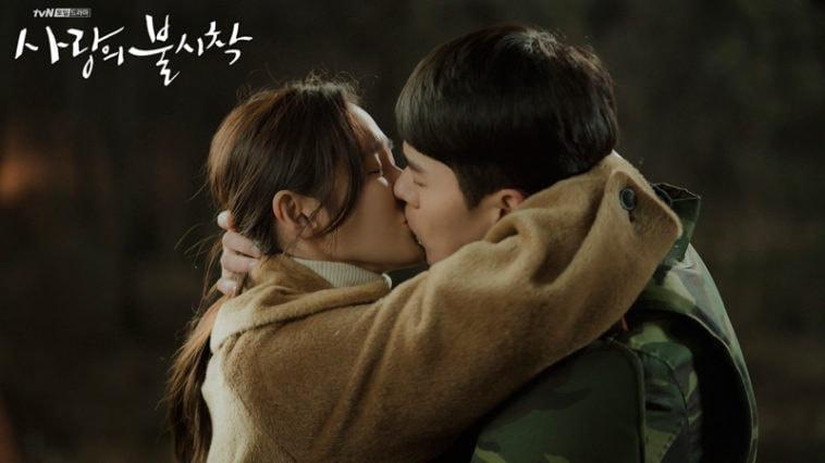 Tập cuối Hạ cánh nơi anh phá vỡ kỷ lục tỷ suất người xem của đài tvN.