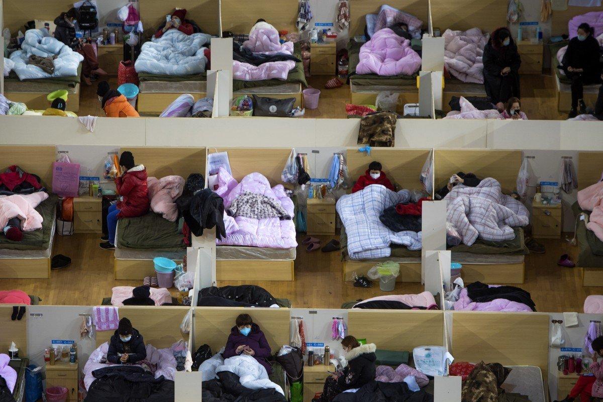 Tỉnh Hồ Bắc (tâm điể vùng dich) tiếp tục xác nhận thêm 132 người chết vì COVID-19.