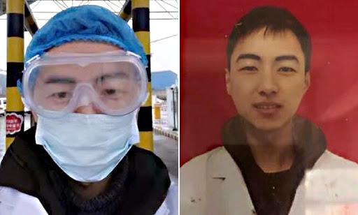 Bác sĩ Song Yingjie qua đời khi chỉ mới 28 tuổi.