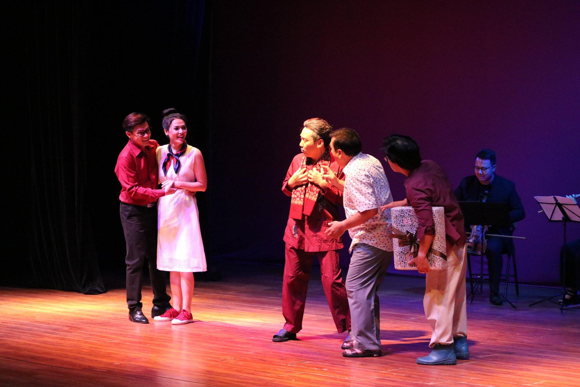 Hai xuất diễn đặc biệt kỷ niệm sinh nhật lần thứ 10 của SK Hoàng Thái Thanh chật kín khán giả