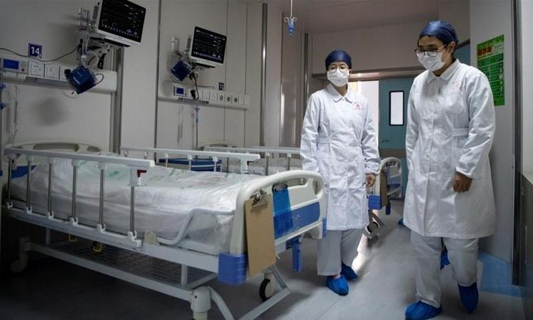 Số lượng người nhiễm mới COVID-19 giảm mạnh tại Trung Quốc.
